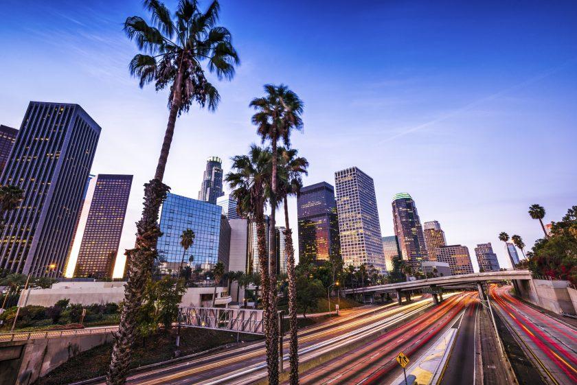 ロサンゼルス海外インターンシップ